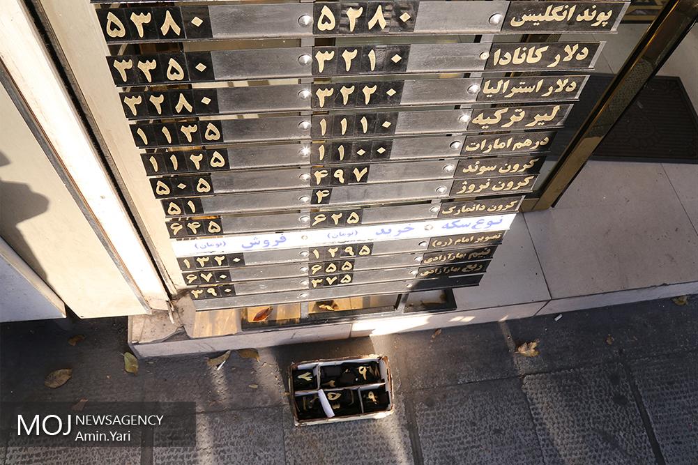 قیمت دلار مبادلهای در 11 بهمن