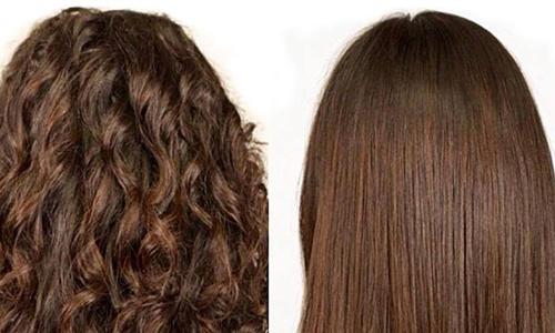 موی فر و صاف
