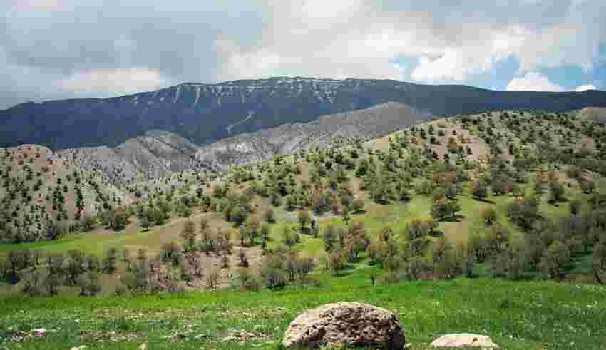 صعبالعبوری راههای دسترسی به ارتفاعات حفاظت از منابع طبیعی