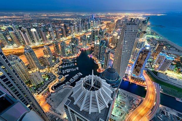 مناطق آزاد امارات متحده عربی