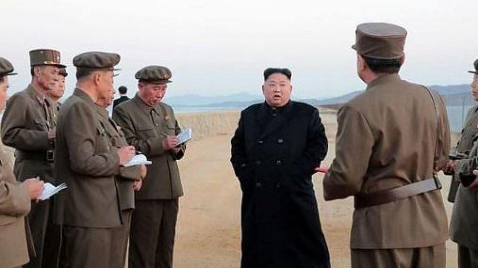 آزمایش سلاح راهبردی توسط کیم جونگ اون