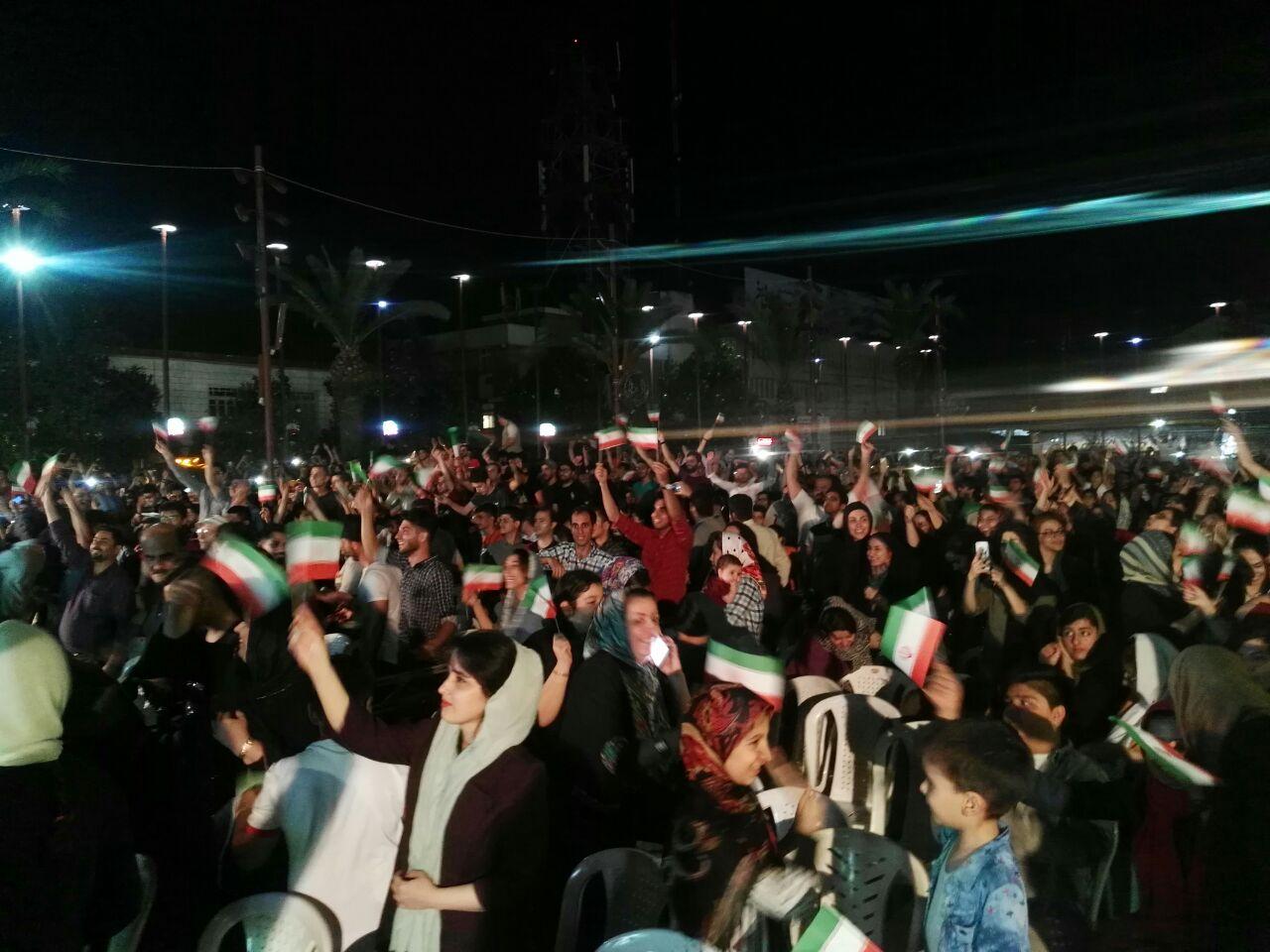 پخش بازی ایران -و مراکش