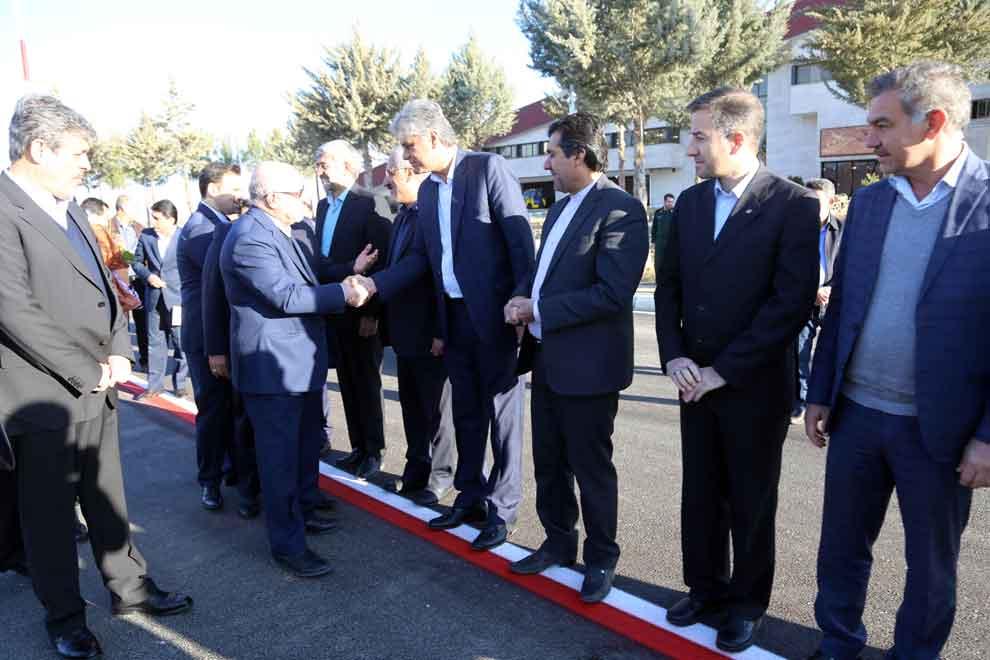 سفر وزیر نفت به یاسوج (2)