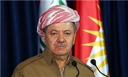 مسعود بارزانی رئیس اقلیم کردستان عراق