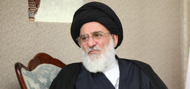 ایت الله شاهرودی