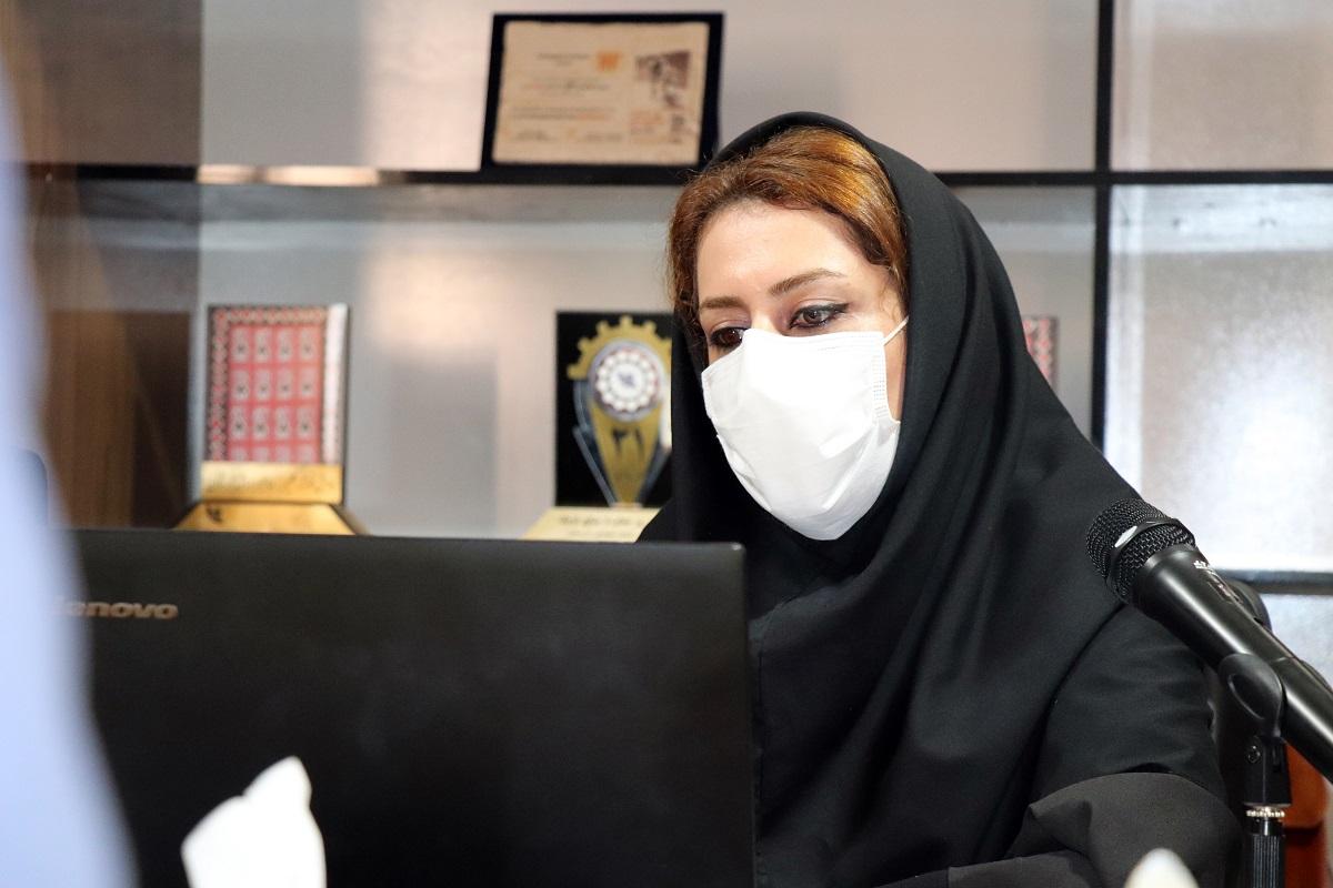 لادن بازگیر عامل توسعه خوشه عسل لرستان