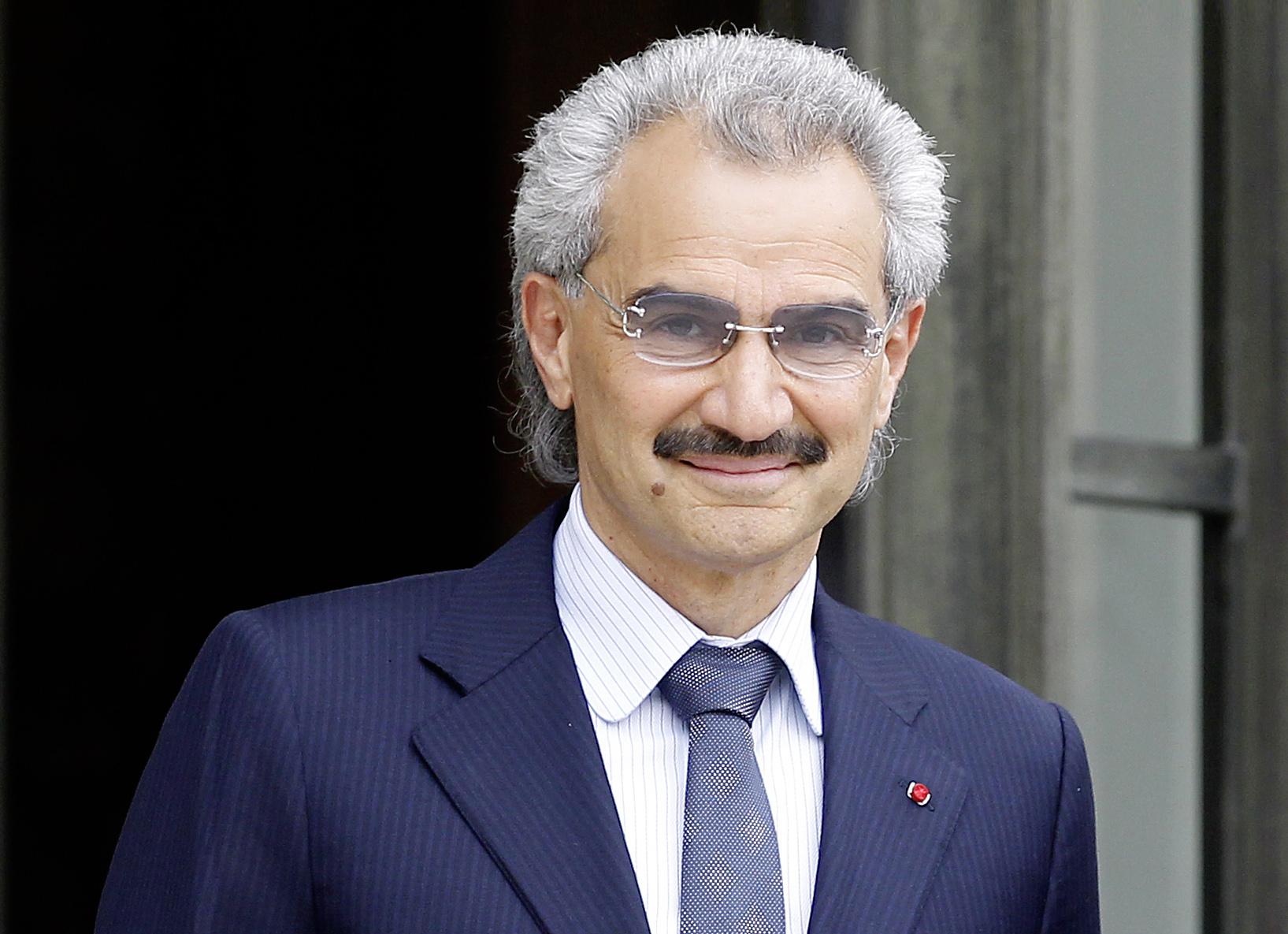 پرونده ولید ابن طلال در دادگاه