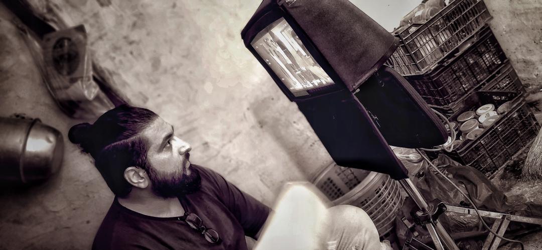 محمدرضا حسینی کارگردان فیلم دَوران در ٥٣٣