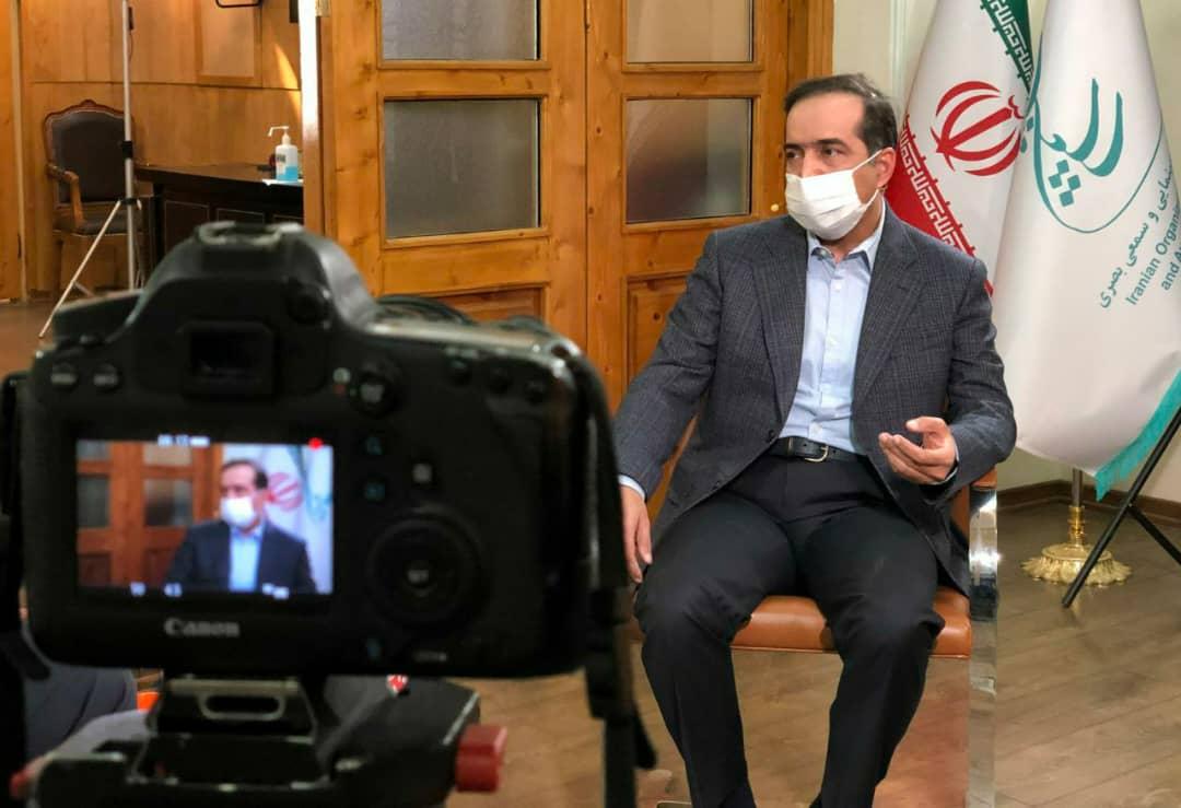 حسین انتظامی در برنامه نقد سینما