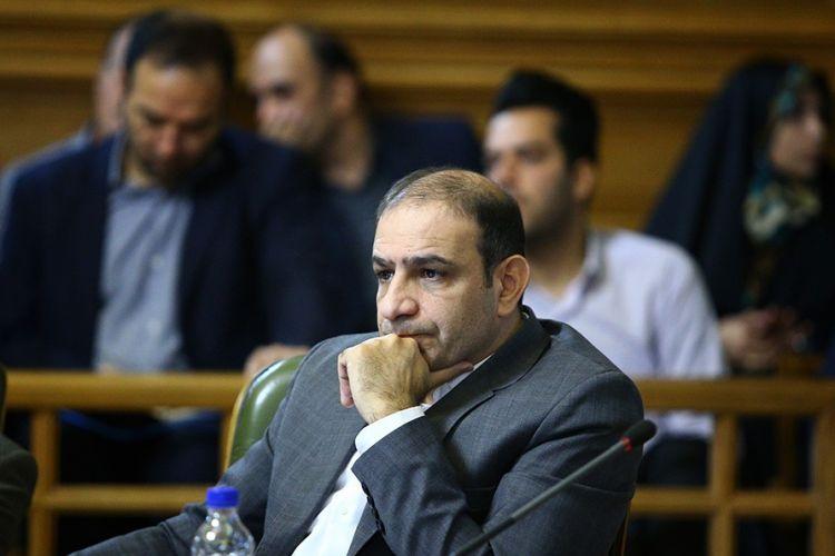 علیخانی رییس کمیسیون حمل و نقل شورای شهر تهران
