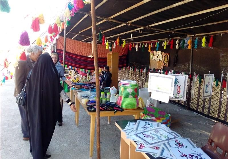 630 غرفه نوروزی در تمام شهرستان های کرمانشاه