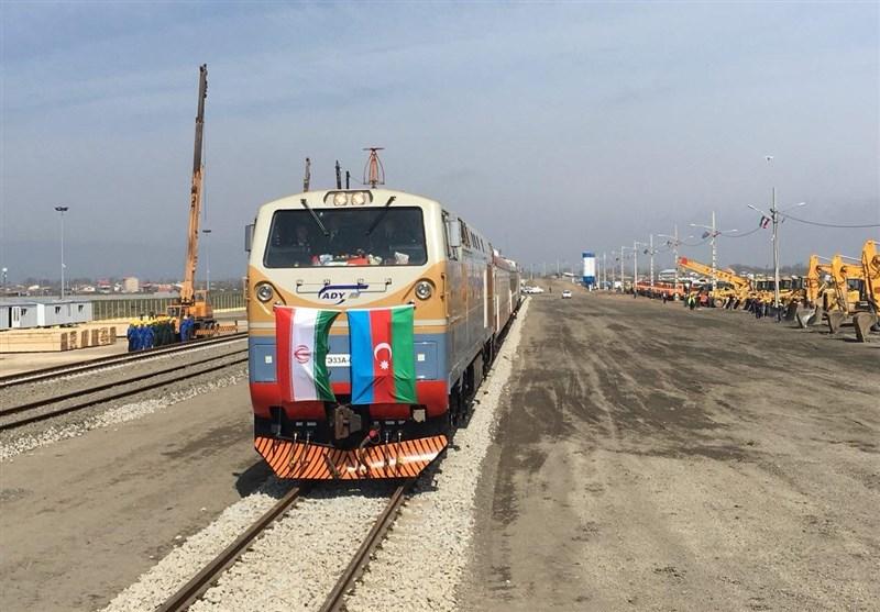 افتتاح- راه آهن آستارا-آستارا