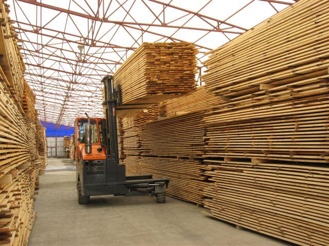 صادرات چوب