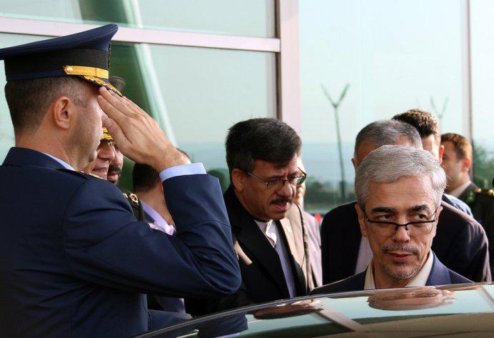 سفر هیأت عالی رتبه نظامی کشورمان به پاکستان