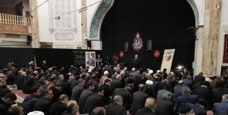 تشییع محمد نبی حبیبی