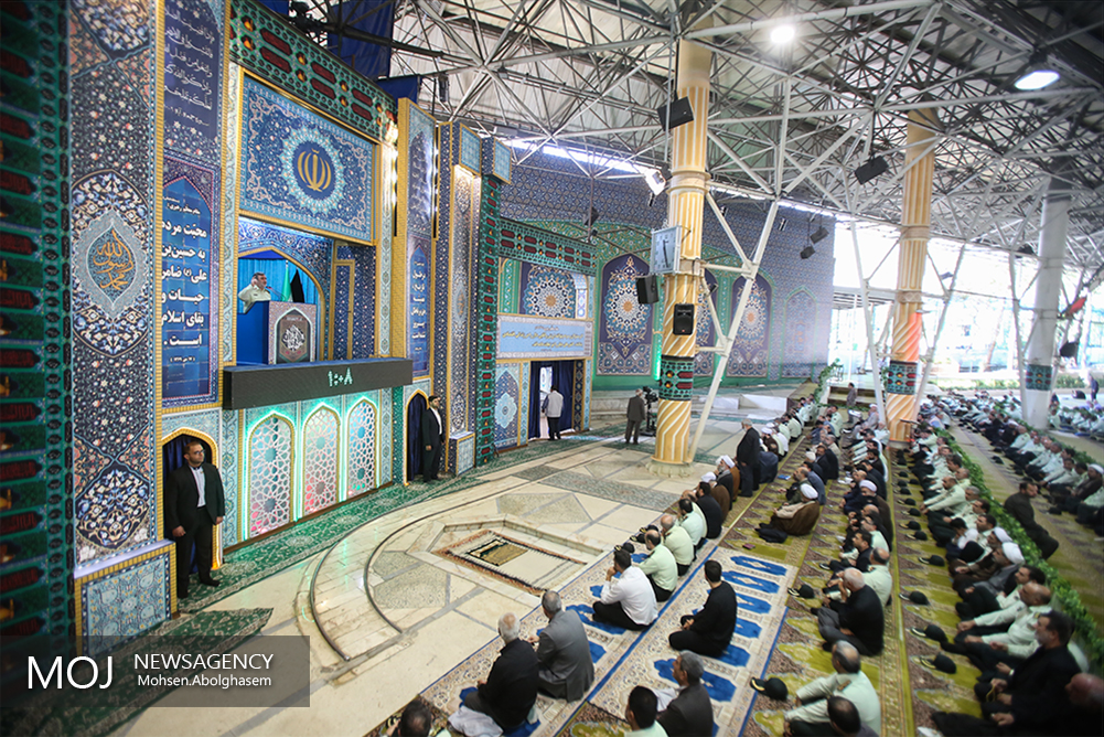 نماز جمعه تهران - ۱۳ مهر ۱۳۹۷