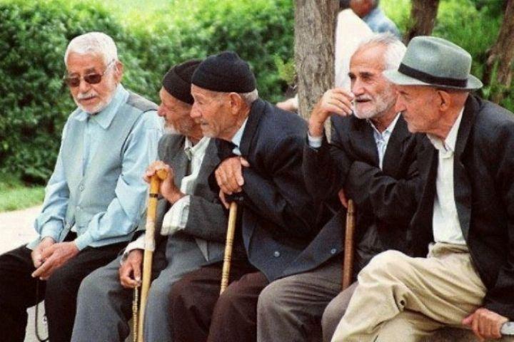اصفهان- جمعیت سالمندان