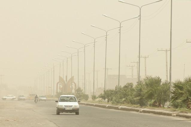 شاخص آلودگی هوا