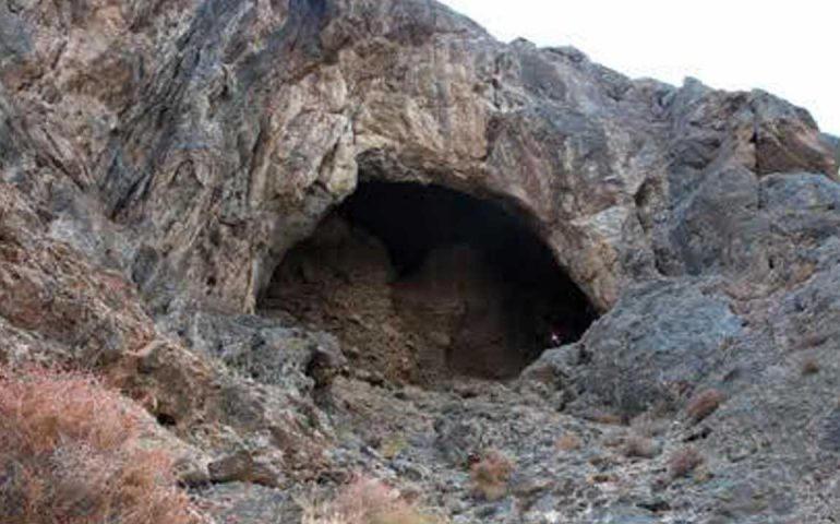 غار شگفت انگیز یزدان