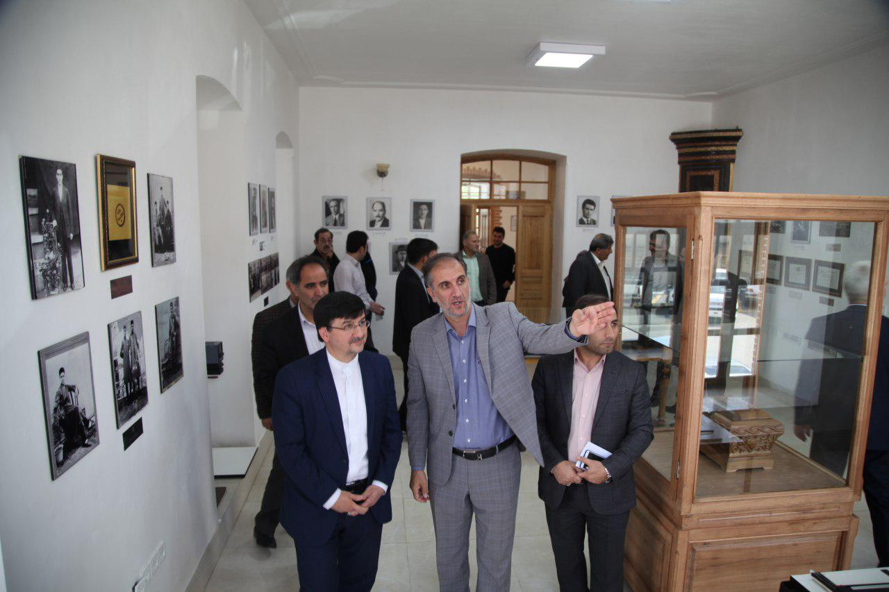 عمارت شهرداری اردبیل