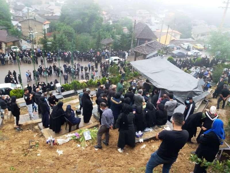 هفتمین روز درگذشت استاد فرهود جلالی کندلوسی