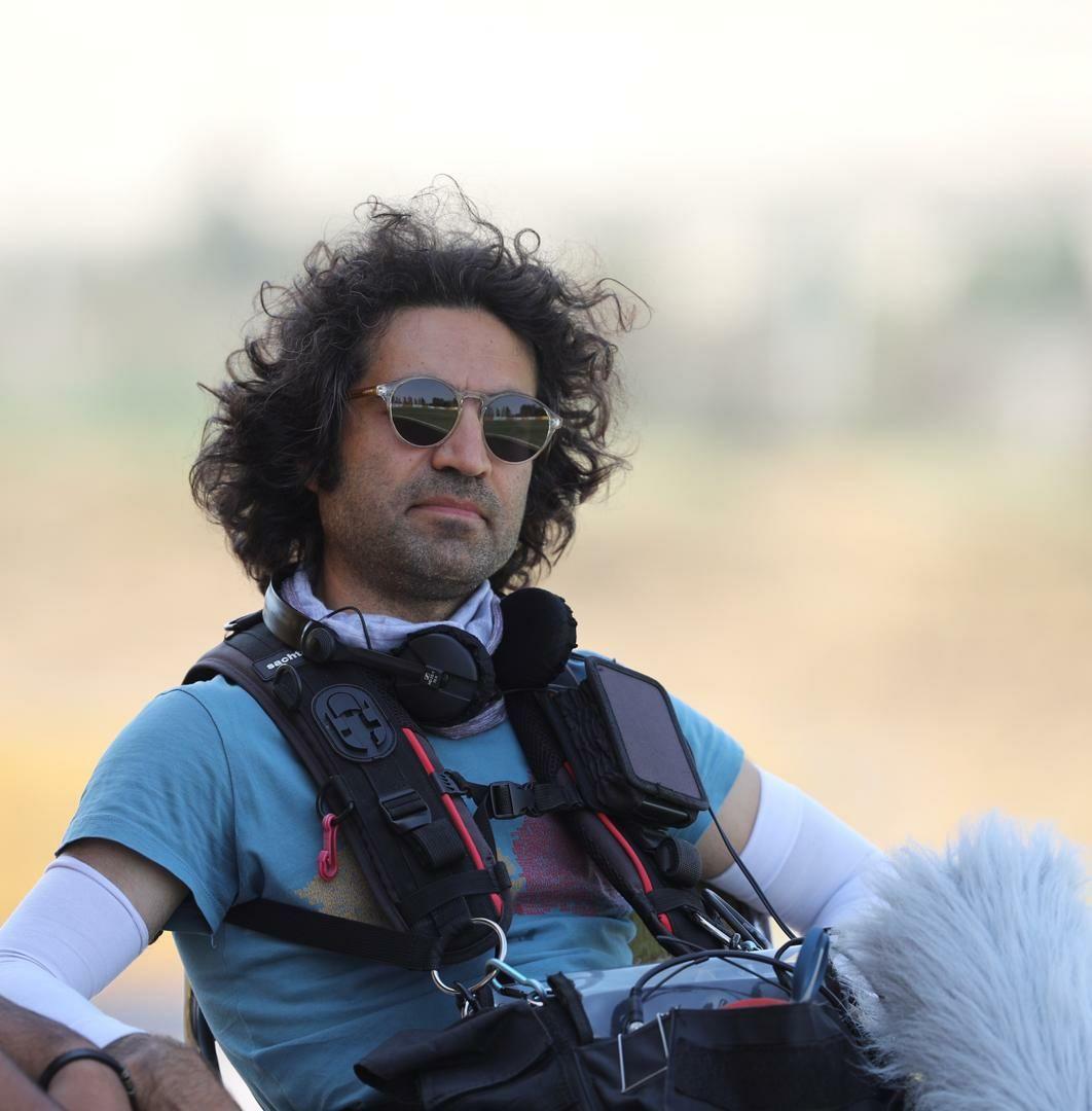 حسن شبانکاره صدابردار فیلم کوتاه گاو امریکائی