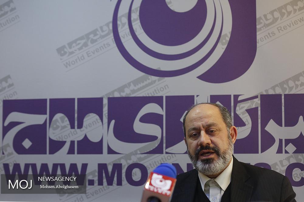 شهاب الدین صدر نایب رییس خانه احزاب