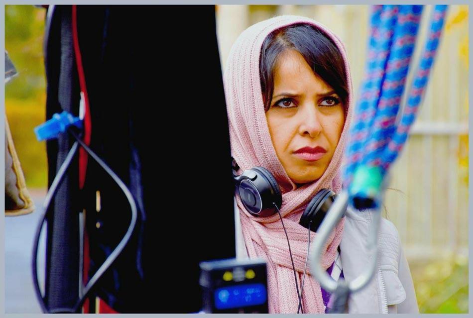 مریم بحرالعلومی کارگردان فیلم سینمایی شهربانو