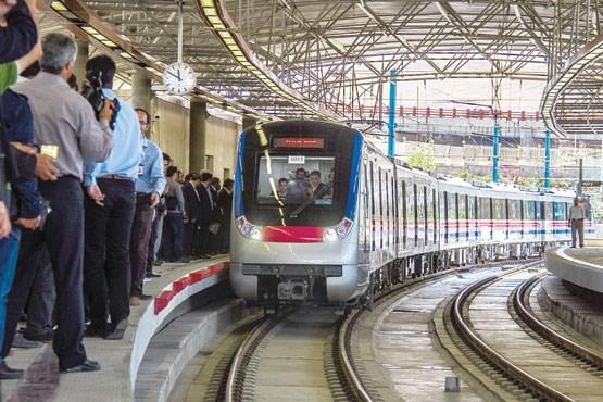خط یک مترو تبریز