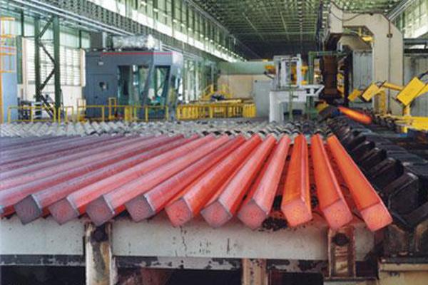 فولاد شرکت ذوب اهن