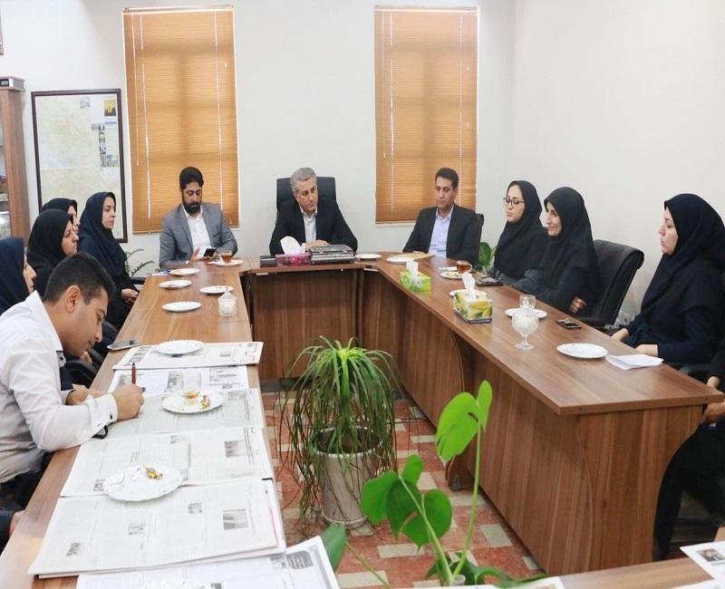 صابر سهرابی مدیر کل فرهنگ و ارشاد اسلامی فارس