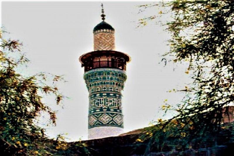 مسجد حاجی خداداد در بندرلنگه