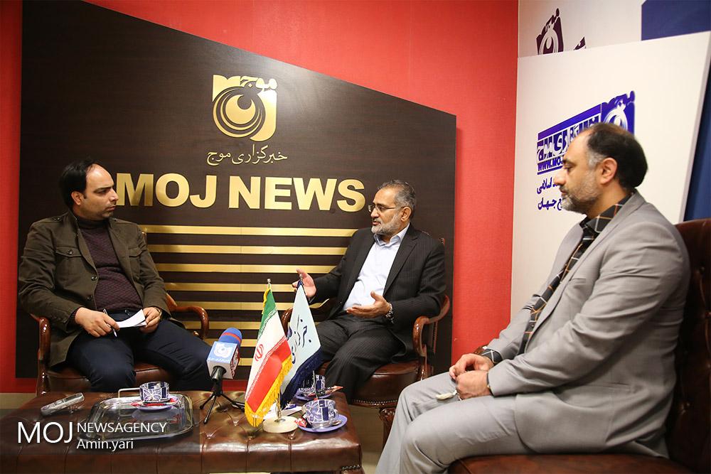 سید محمد حسینی وزیر اسبق وزارت فرهنگ و ارشاد