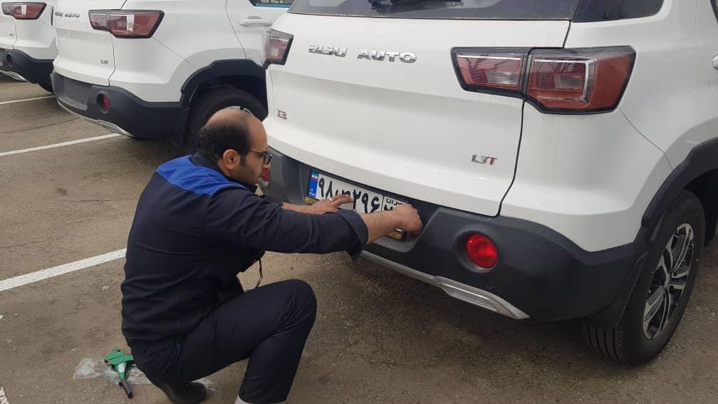 خودروهای BISU در ایران