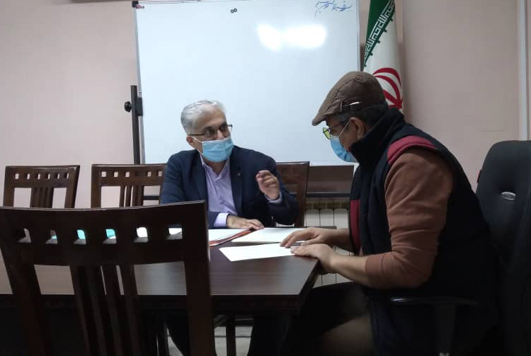 جواد نبوتی عضو هیات مدیره انجمن مدیران رسانه