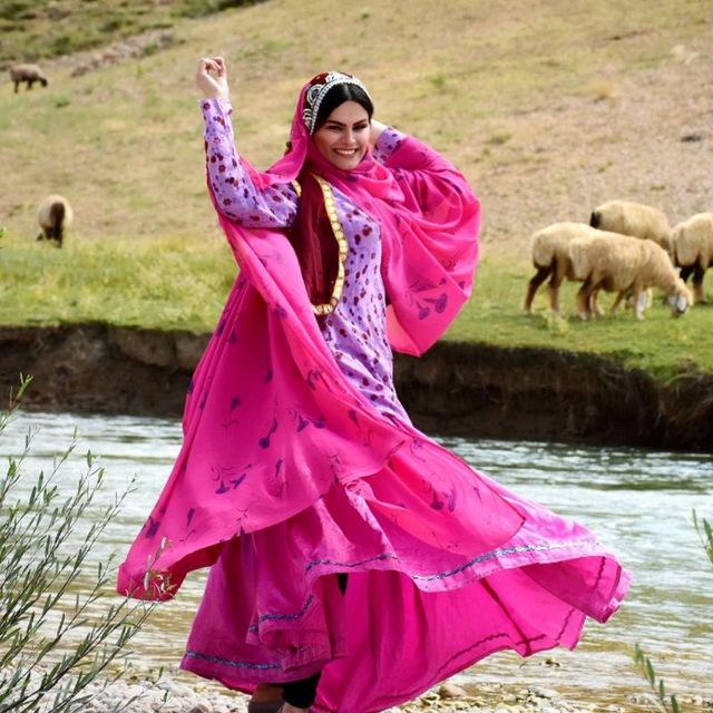 مرجان خسروی کارگردان فیلم کوتاه