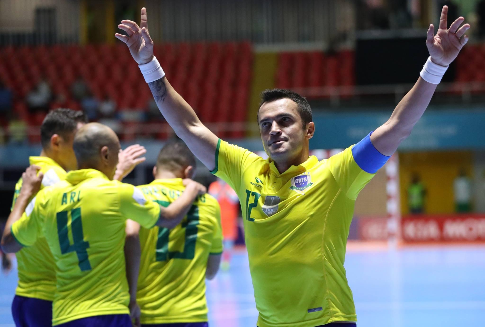 فالکائو، ستاره تیم ملی برزیل