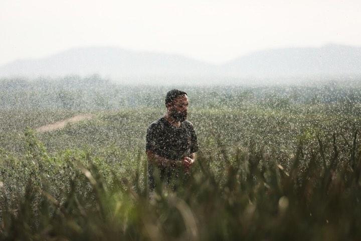 صابر ابر در سریال قورباغه به کارگردانی هومن سیدی