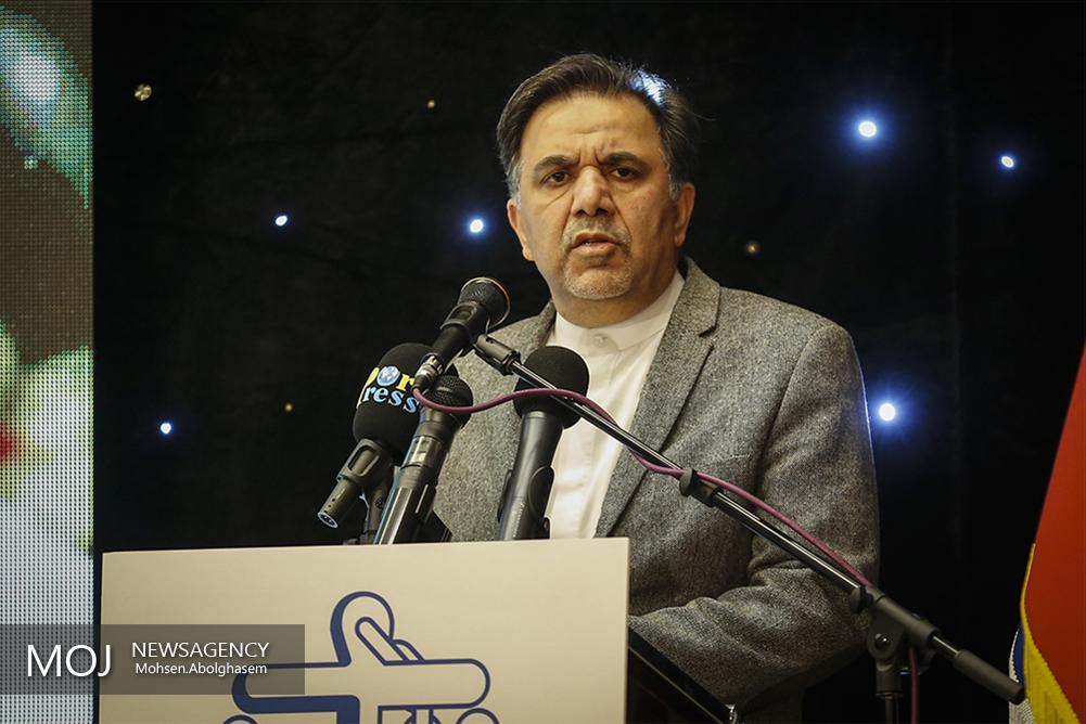 عباس آخوندی وزیر راه وشهرسازی