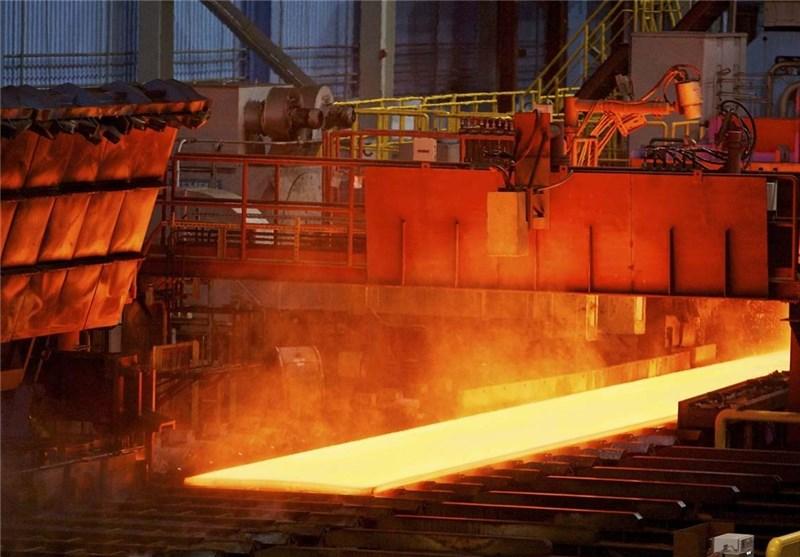 افزایش تولید شرکت ذوب اهن