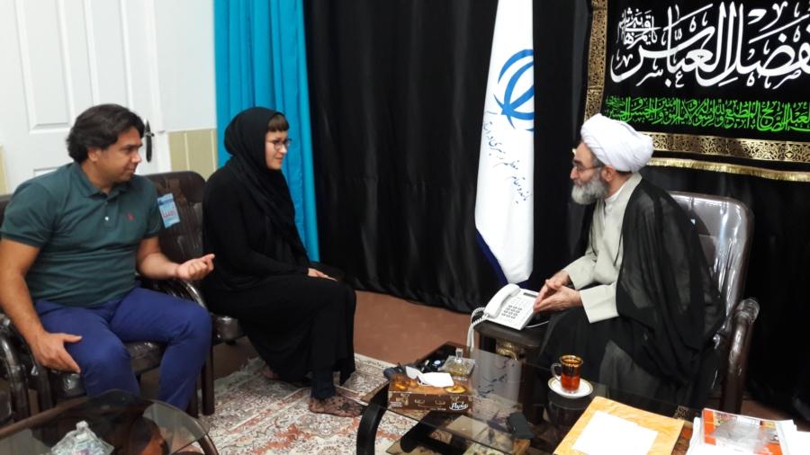 تشرف یک بانوی مسیحی به اسلام+ شیعی