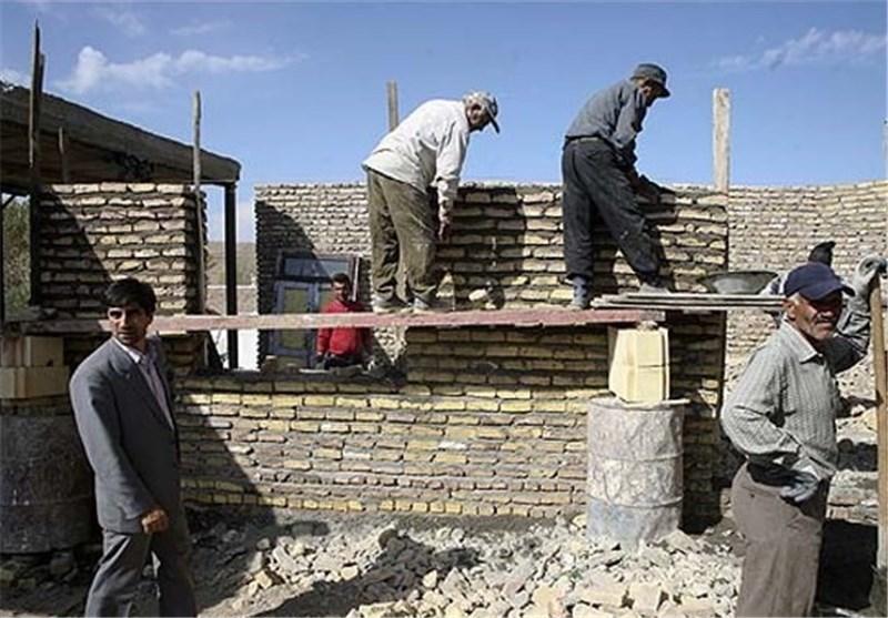 واحد مسکونی روستایی در مناطق زلزلهزده