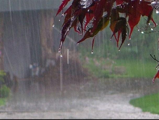 بارش امسال در کرمانشاه
