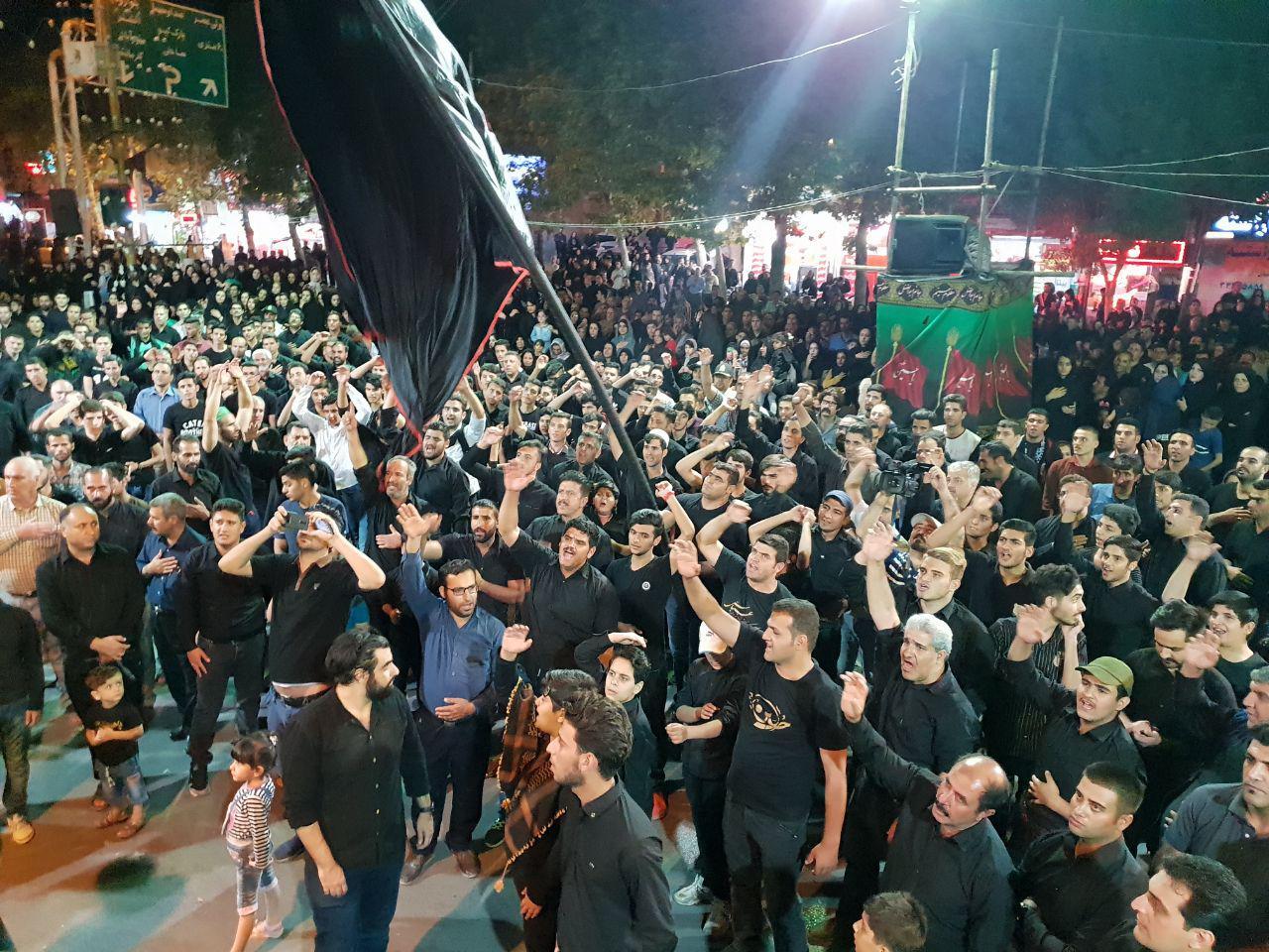 عزاداران حسینی لرستان