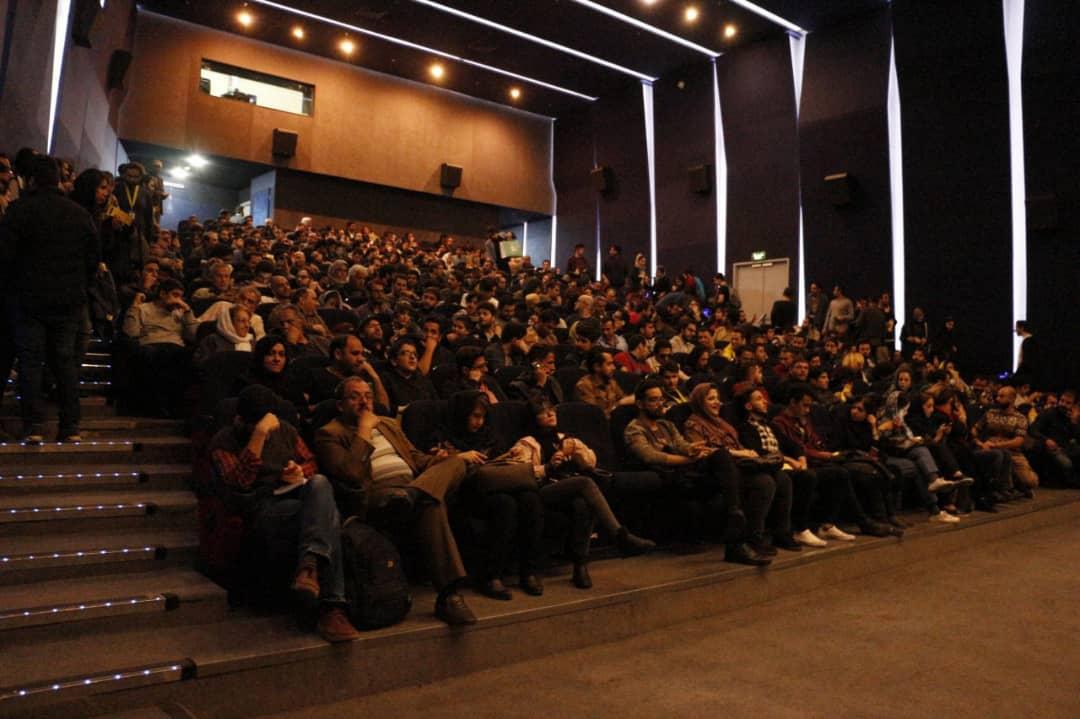 نخستین روز سی و پنجمین جشنواره بین المللی فیلم کوتاه تهران