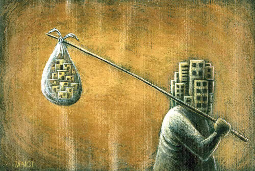 بیکاری عامل بزرگ مهاجرت روستاییان به شهرها