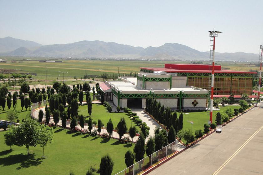 فرودگاه خرمآباد