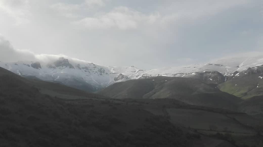 برف بهار نیچکوه