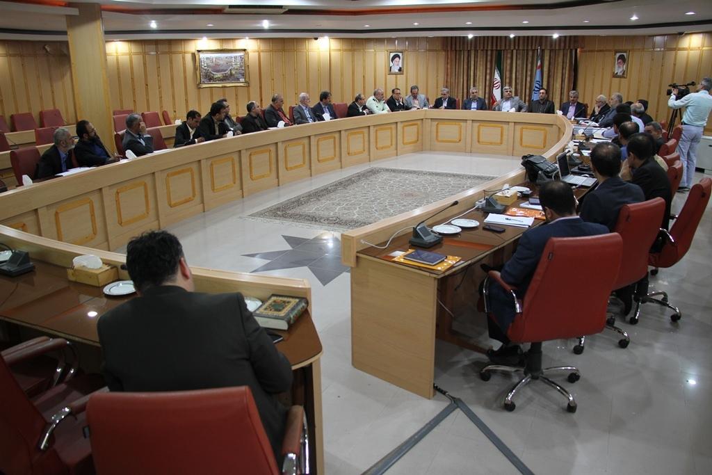 جلسه شورای معادن