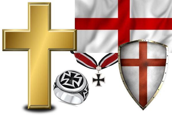 نماد صلیب در اروپا